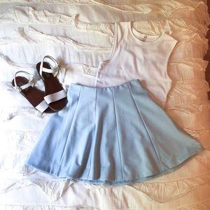 Urban Outfitters Kimchi Blue Skater Skirt